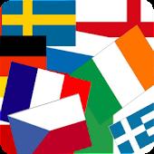 Euro 2012 Flag Wave