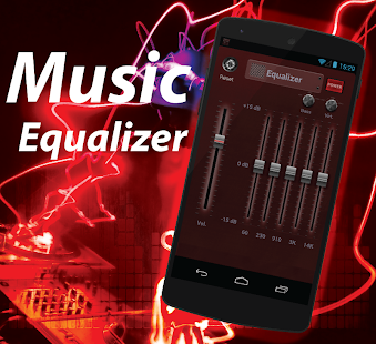 Music Equalizer Booster for PC-Windows 7,8,10 and Mac APK