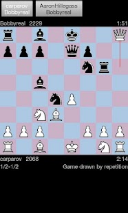 Yafi - Internet Chess - screenshot thumbnail