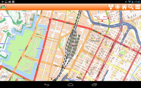 玩免費旅遊APP|下載Tokyo Offline mappa Map app不用錢|硬是要APP