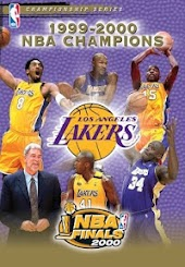 2000 NBA Champions: Los Angeles Lakers