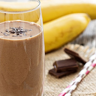 Chocolate Banana Protein SmoothieShare