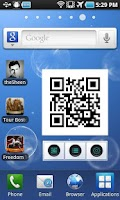 Screenshot of QRC Reader