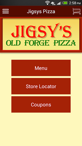 Jigsys Old Forge Pizza