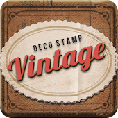 Vintage Deco (Sticker Camera)