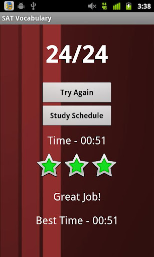 玩解謎App|SAT Vocab 2免費|APP試玩