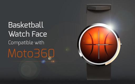 Basketball Watch Face