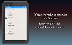 5 Fast Scanner : Free PDF Scan App screenshot