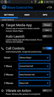 Wave Control Pro Screenshot