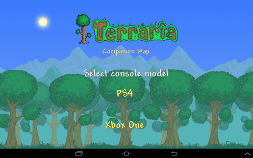 Terraria world map android apps on google play terraria world map screenshot thumbnail gumiabroncs Gallery