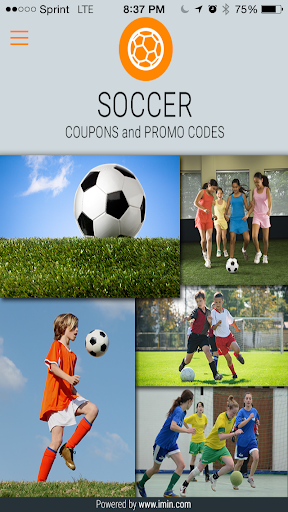 Soccer Coupons - I'm In