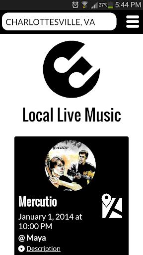Local Live Music