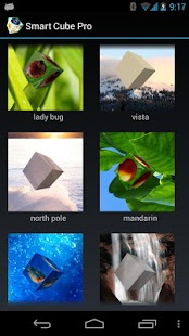 Smart Cube Pro Live Wallpaper- screenshot thumbnail