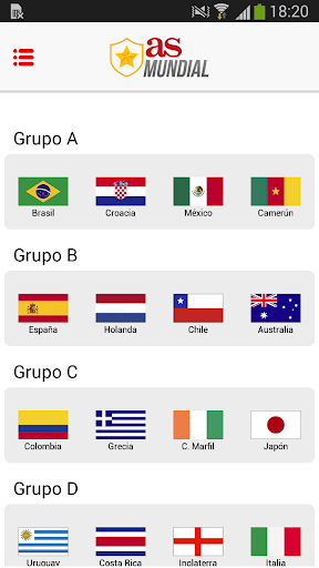 AS Mundial 2014