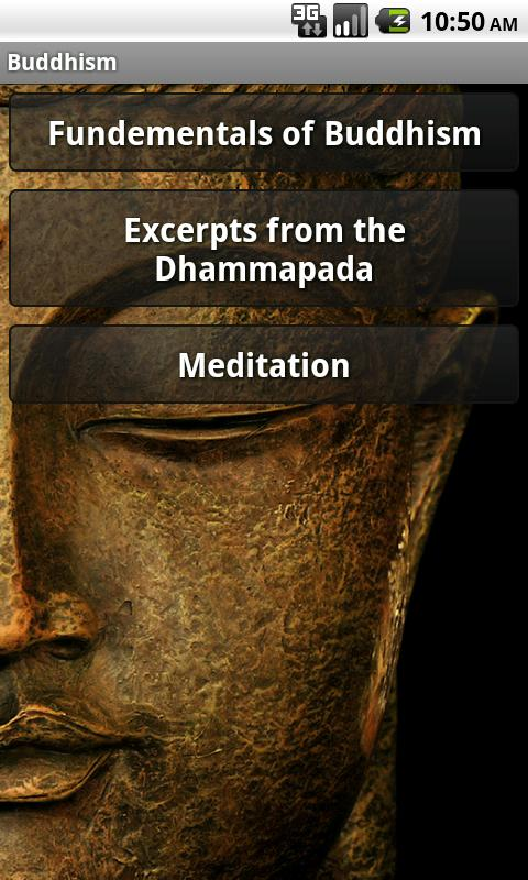Buddhism - screenshot