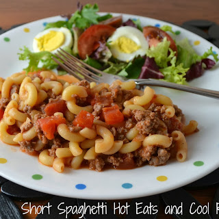 Elbow Macaroni Spaghetti Recipes.