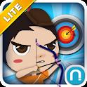 도전 활쏘기 달인 Lite logo