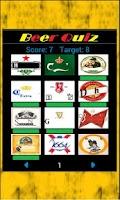 Screenshot of Beer Logo Quiz