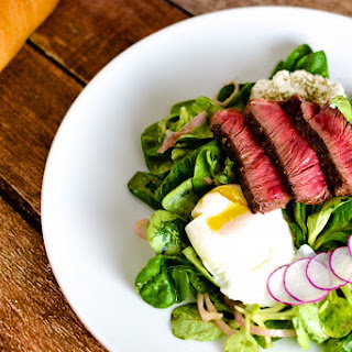 French Steak Salad