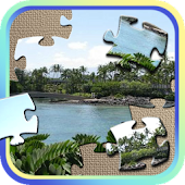 Hawaii Scenic Jigsaw - FREE!