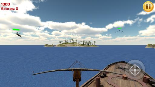 海面弩弓射击 3D
