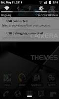 Screenshot of Basic White for CM7