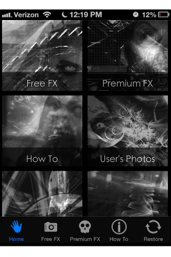 ORBS - Photo FX Booth