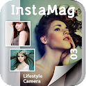 InstaMag – Magazine Collage logo