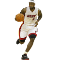 LeBron James Widget icon