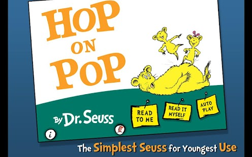 Hop on Pop - Dr. Seuss - screenshot thumbnail