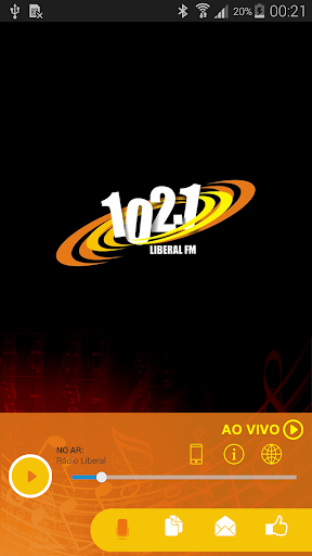 Rádio Liberal FM 102.1