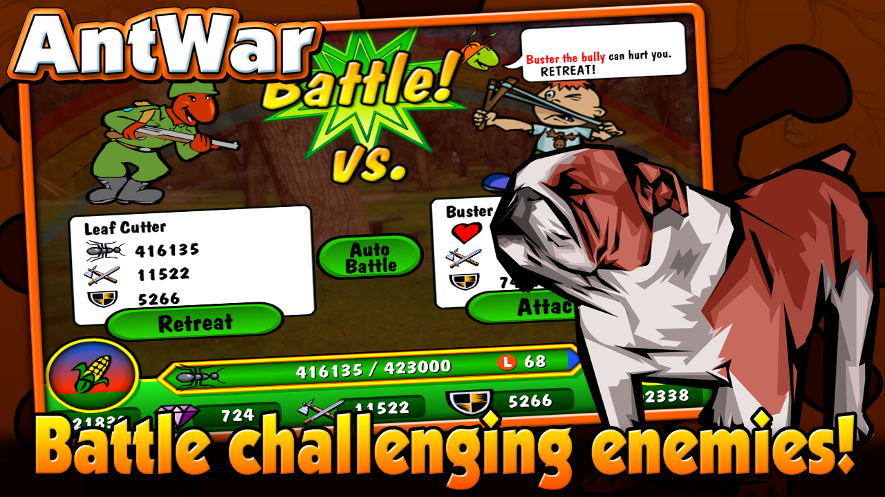 Ant War for Android - APK Download - APKPure.com
