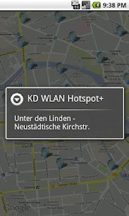 Hotspotfinder Berlin- screenshot thumbnail