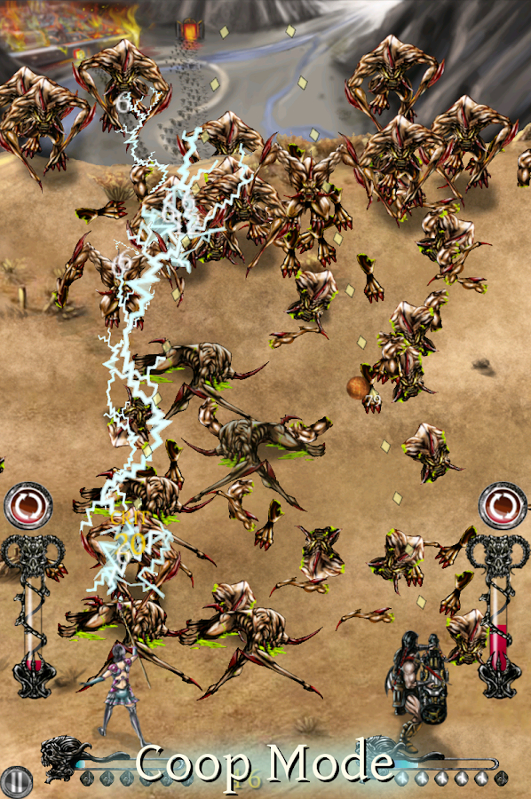 Battlebow: Shoot the Demons- screenshot