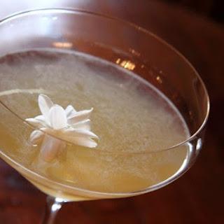 Jasmine Sour Martini