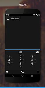 LessUgly Blue CM11 Theme v2.1