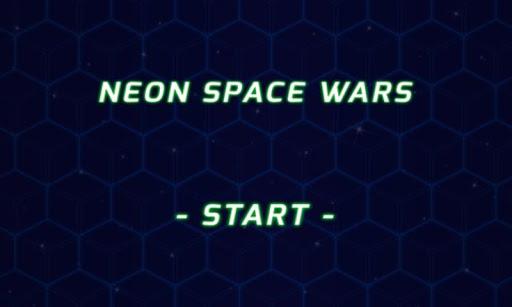 Neon Geo Wars