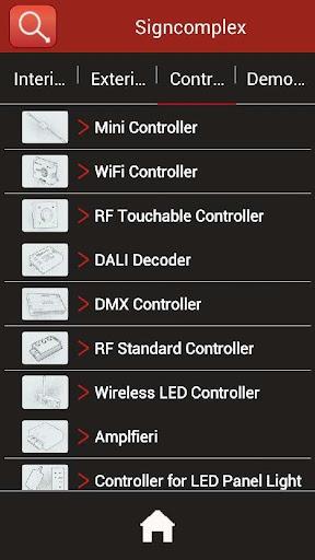 Signcomplex LED