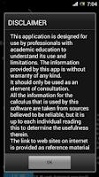 Screenshot of IOL CALCULATOR