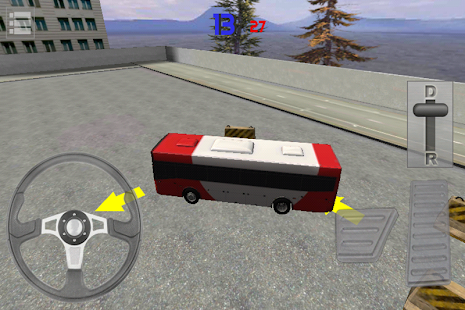 Bus Parking 3D - screenshot thumbnail