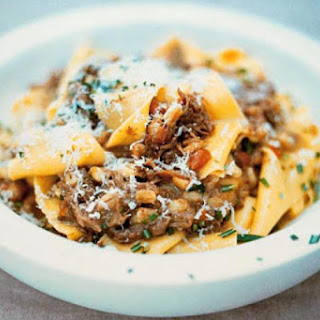 Pappardelle Sauces Recipes.