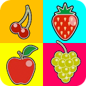The same fruit icon