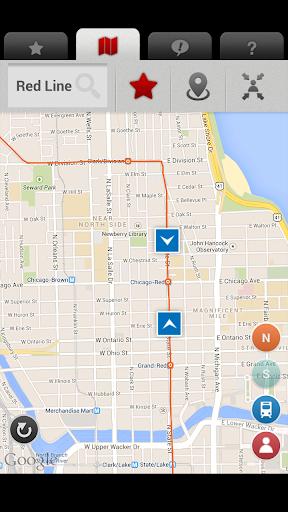 Addison - CTA Live Tracker