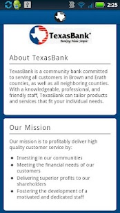 TexasBank - screenshot thumbnail