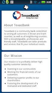 TexasBank - screenshot thumbnail