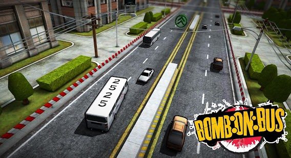 Bomb On Bus - screenshot thumbnail