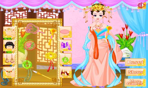 玩免費休閒APP|下載中國公主 app不用錢|硬是要APP