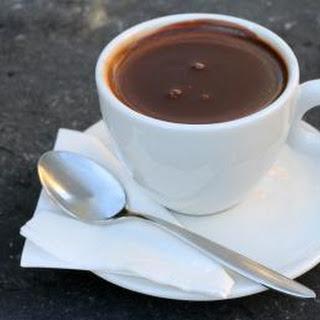 Spanish Hot Chocolate Recipe - Chocolate Caliente