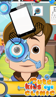 Cute Kids Eye Clinic- screenshot thumbnail