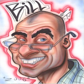 BILL'S CARICATURES